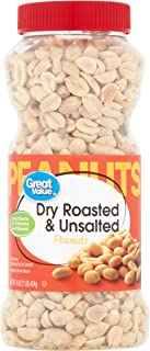 Great Value Honey Roasted Peanuts, 16 oz