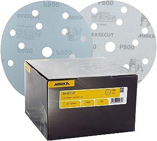 Mirka 2261105040 Basecut Grip 15L P40, 150 mm, 50 Pro Pack