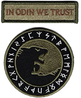 Best in odin we trust patch Reviews