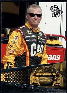 Racing Nascar 2014 Press Pass #5 Jeff Burton
