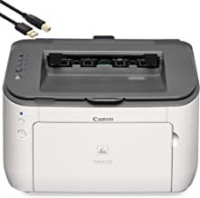 $169 » Canon ImageCLASS LBP6230dw Wireless Laser Printer - 64MB RAM Memory, 26 ppm Print Speed, up to 2400 x 600 Resolution, Wi-F...