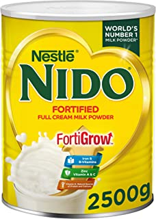 NIDO Full Cream Powder Milk - 2500 gm
