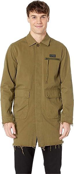 Leon - Military Trench Coat