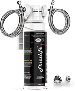 Frizzlife Under Sink Water Filter System-NSF/ANSI 53&42 Certified High Capacity Direct Connect Under Counter Drinking Wate...