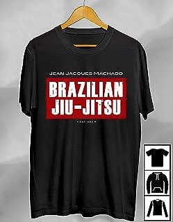 Jean Jacques Machado Brazilian Jiu-Jitsu T Shirt Joe Rogan Wear T-Shirt, Birthday gift shirt, Gift shirt, Hoodie