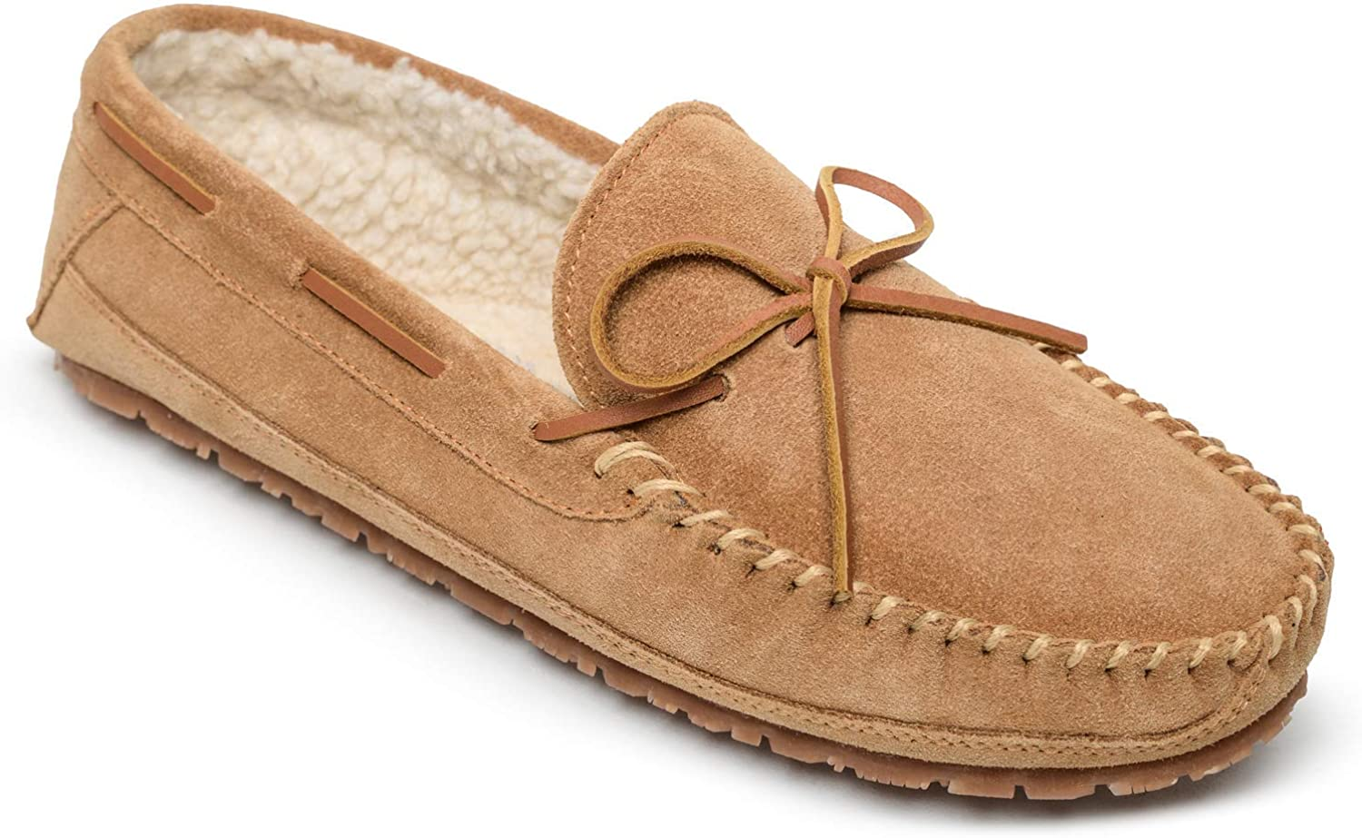 Sperry Men's Trapper Moccasin with Lining Slippers Max 67% OFF San Antonio Mall Berber