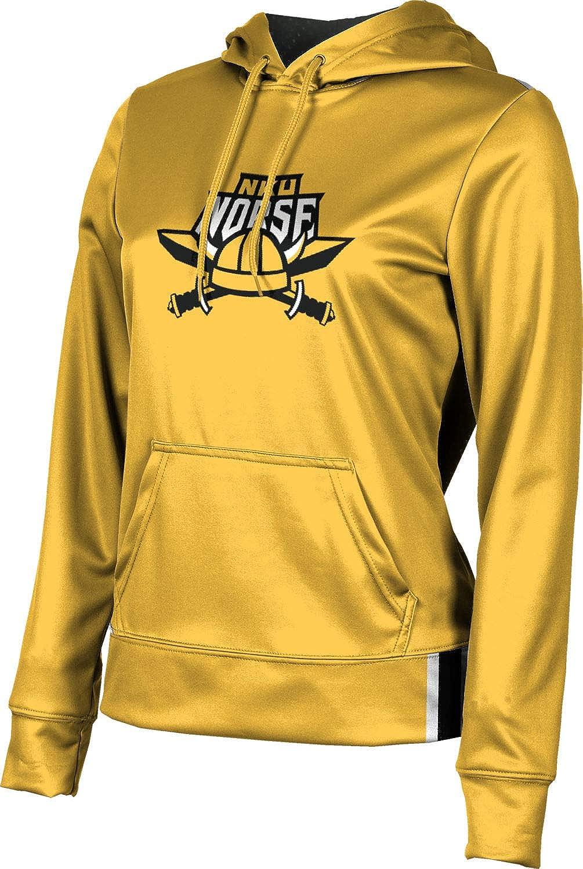 Northern Kentucky University Girls' Pullover Hoodie, School Spirit Sweatshirt (Solid)