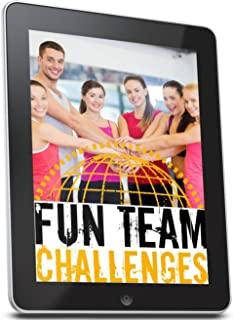 Team Competition Challenges (Group Fitness Trainers)