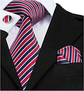 Best red white and blue neckties Reviews