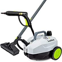Ivation 1800W Canister Steam Cleaner with 14 Accessories, Multi-Purpose Chemical-Free..