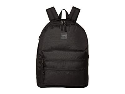 Vans Schoolin It Backpack (Black) Backpack Bags