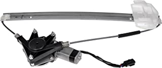 Dorman 748-912 Front Driver Side Power Window Regulator and Motor Assembly for Select Jeep Models
