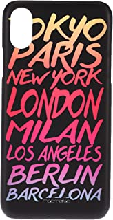 Macmerise IPCIXSPMI0608 Fashion Cities - Pro Case for iPhone XS - Multicolor (Pack of1)