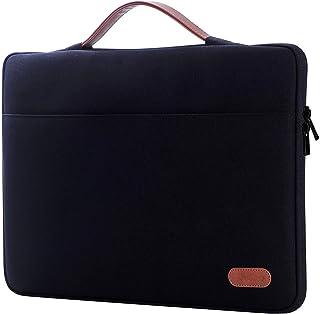 حقيبة مطابقة للاب توب والتابلت من بروكيس، حقيبة حماية بغطاء للتابلت واللاب توب وألترا بوك ونوت بوك وماك بوك