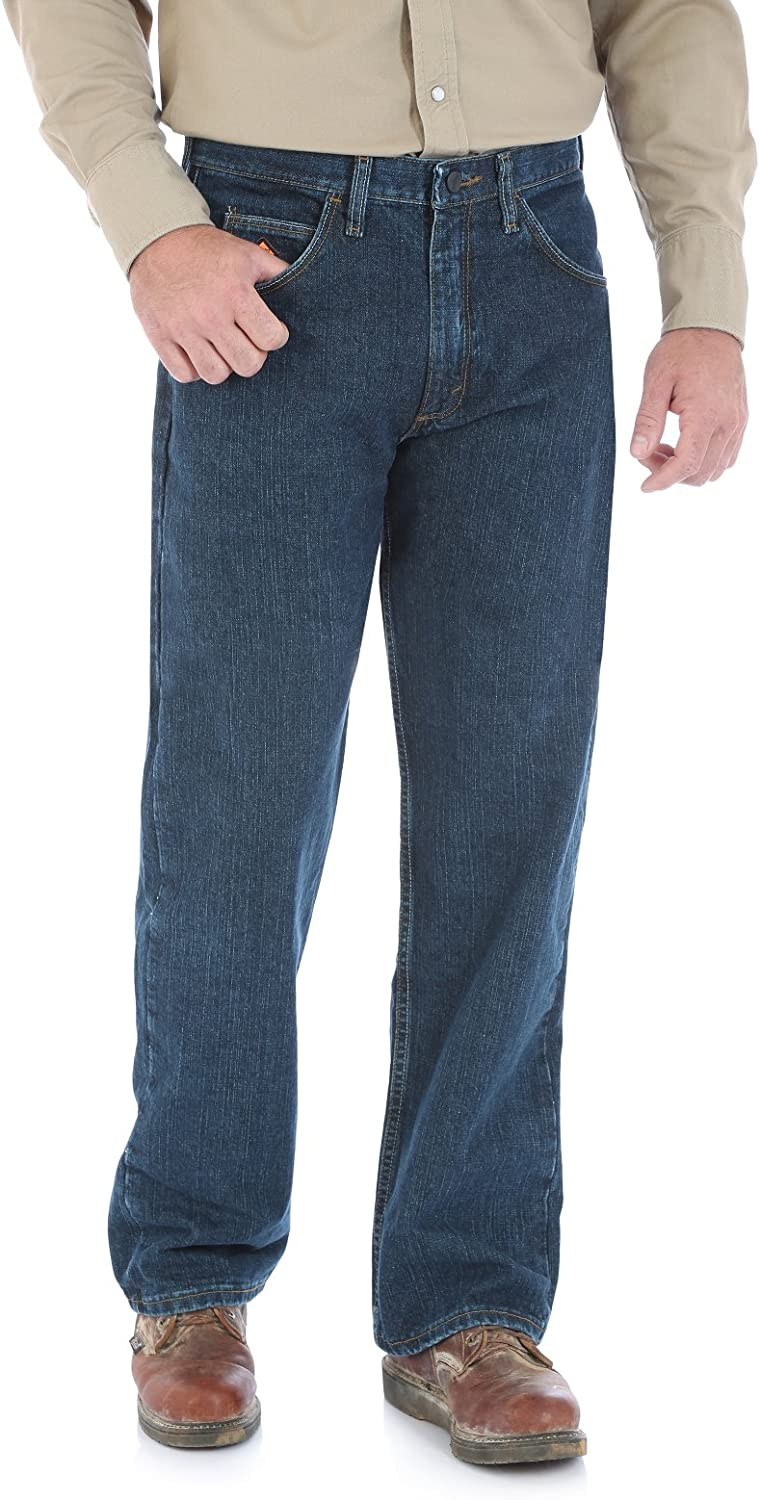 Wrangler Riggs Workwear Men's Fr Flame Rel 20x Resistant Extreme Cheap mail order sales NEW