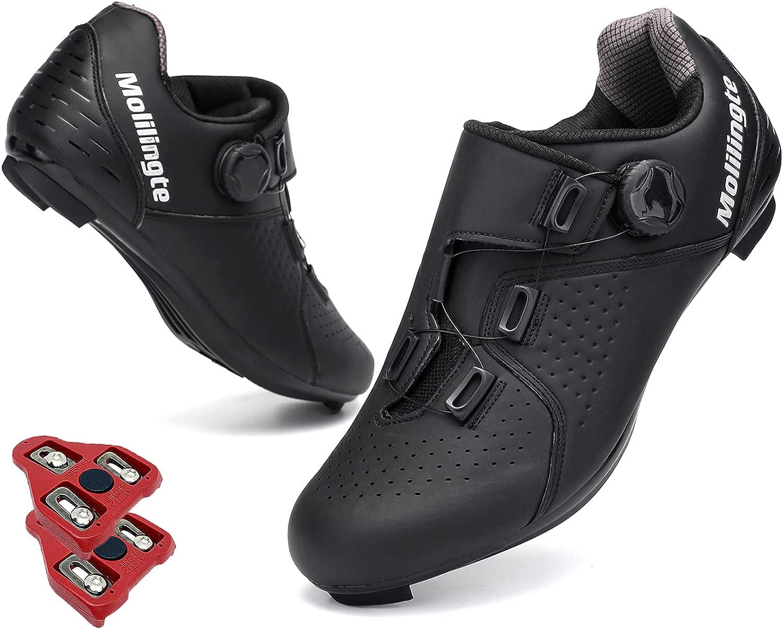 Molilingte Manufacturer OFFicial shop Men's Road Bike Cycling Shoes 100% quality warranty! Bi Peloton Men Shoe for