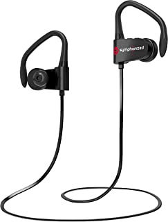 Symphonized PWR Bluetooth Auriculares Deportivos inalámbricos Resistentes al Agua con micrófono Auriculares intrauditivos ...