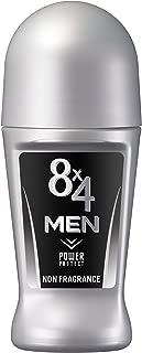 エイトフォーメン 8x4メン ロールオン 無香料 男性用 制汗剤 デオドラント 単品 60ml