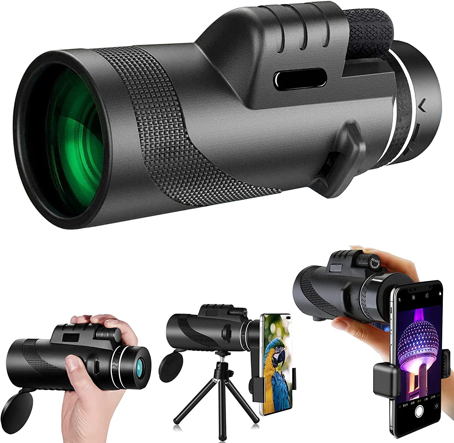 Cosmic Sacramento Mall Scope monocular Telescope for At the price Smartphone Definition High