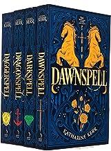 Katharine Kerr Deverry Series 4 Books Collection Set (Daggerspell, Dawnspell, Dragonspell, Darkspell)