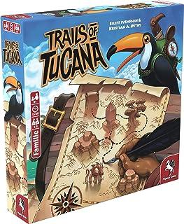 Pegasus Spiele 53150G – Trails of Tucana
