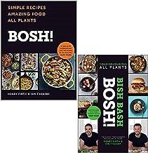 BOSH 2 Books Collection Set (BOSH!: Simple Recipes. Amazing Food, BISH BASH BOSH!)