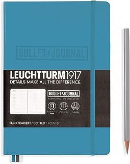 Leuchtturm1917 357675 Bullet Journal, Nordic Blue
