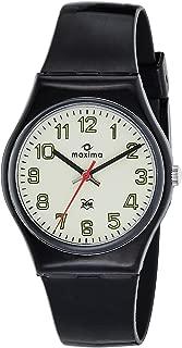 Maxima Analog Radium Dial Men's Watch - 02061PPGW