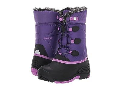 Kamik Kids Switch (Toddler/Little Kid/Big Kid) (Royal Purple) Girls Shoes