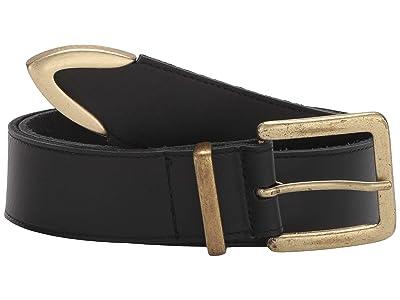 Leatherock Mia Belt (Black) Women
