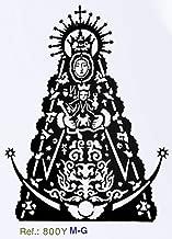 Arthifor Colgador de Llaves Virgen del Roc/ío con Term/ómetro