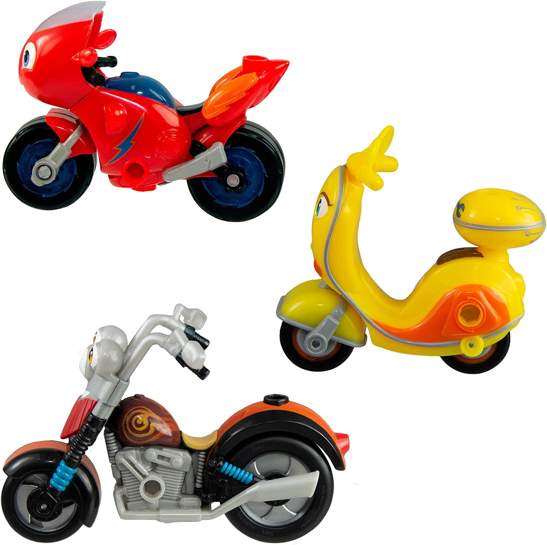 Ricky Zoom T20042 Maxwell & The Bike Buddies
