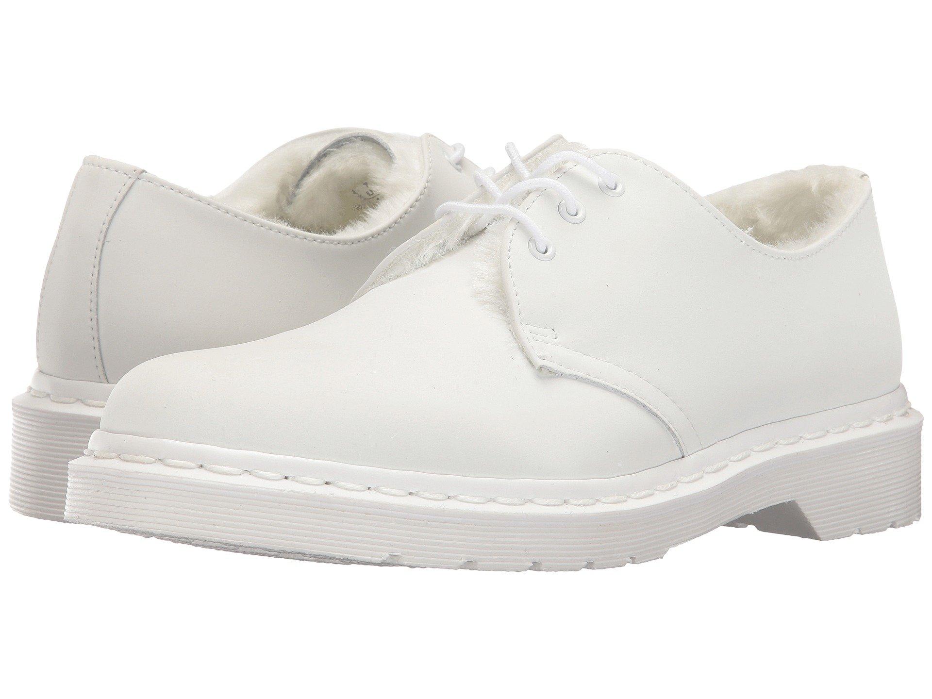 Zapato Casual para Mujer Dr. Martens 1461 FL 3-Eye Shoe  + Dr. Martens en VeoyCompro.net