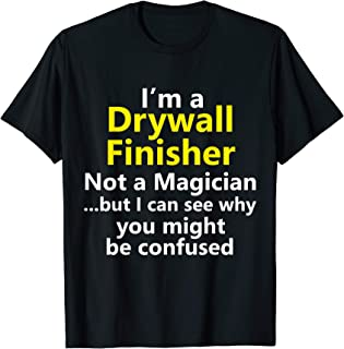 funny drywall t shirts