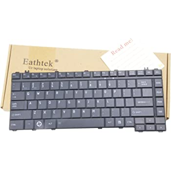 L775D-S7340 Notebook HQRP Keyboard Works with Toshiba Satellite L775D-S7222 L775D-S7335 L775D-S7332 L775D-S7305 L775D-S7330