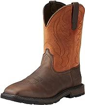 Ariat Men's Groundbreaker Wide Square Steel Toe Work Boot