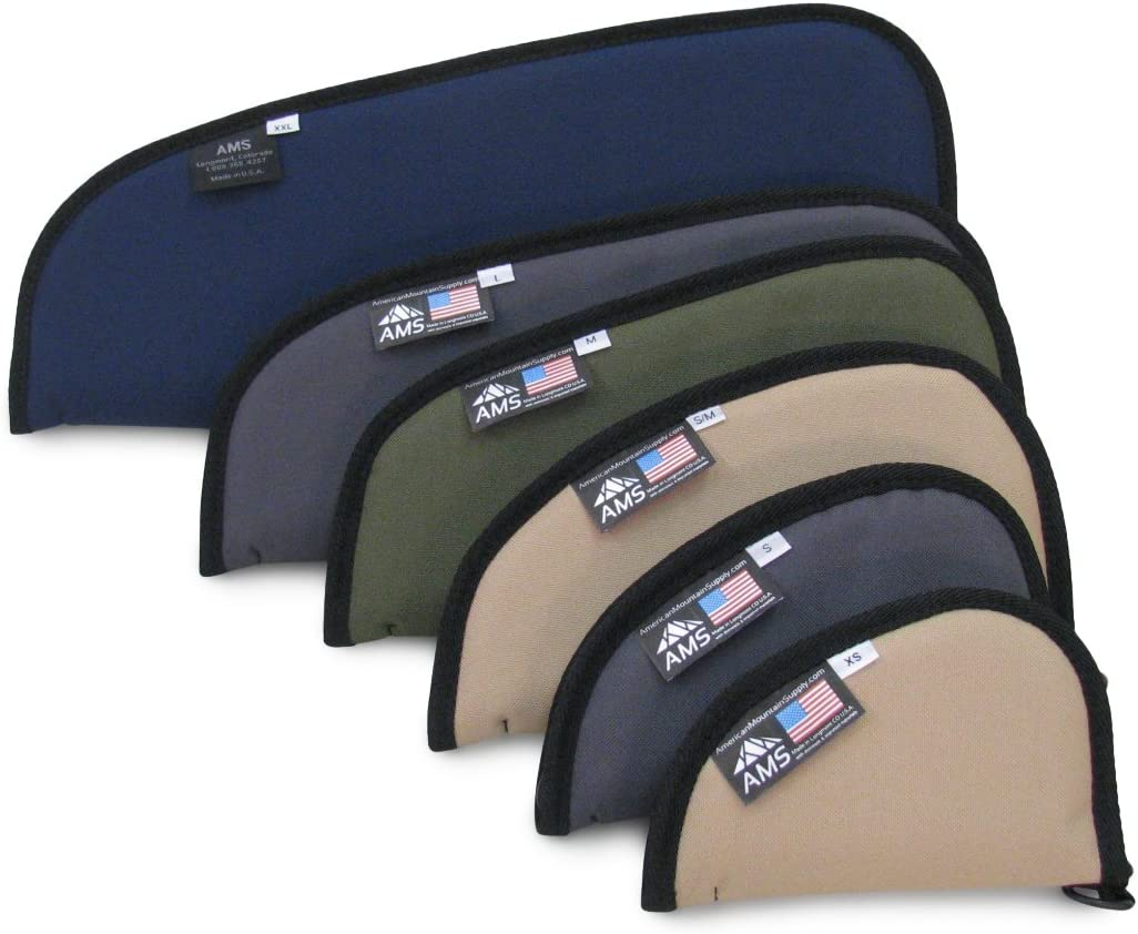 Max 74% OFF San Francisco Mall AMERICAN MOUNTAIN SUPPLY Oval Case Pistol Rug