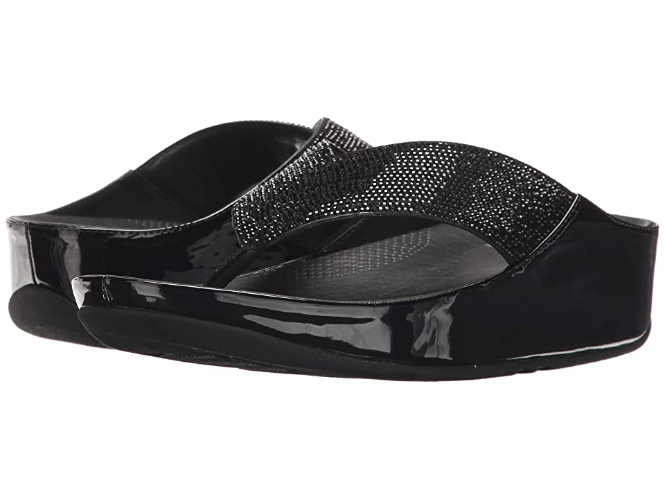FitFlop Crystall (Black) Women