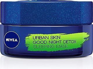 Nivea Urban Sleeping Mask, 50 ml