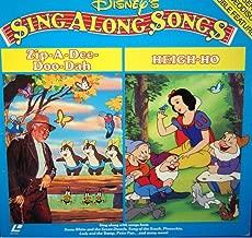 Sing Along Songs: Zip-A-Dee-Doo-Dah / Heigh Ho 12