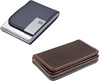 iHomes Steel Multicolour Unisex Card Holder(Pack of 2)