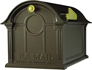 Best balmoral post mounted mailbox Reviews