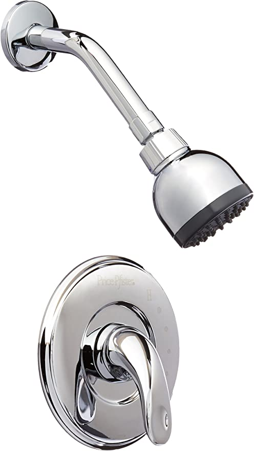 Fast Shipping Price Pfizer Serrano G89-7SRK Shower Trim Brushed Nickel