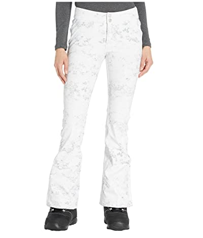 Obermeyer Printed Bond Pants (Frosted Fossils) Women