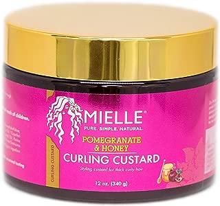 Mielle Organics Pomegranate & Honey Curling Custard 12oz