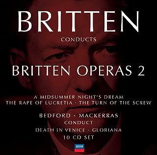 Britten: A Midsummer Night's Dream / Act 2 -