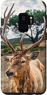 Galaxy S9 Beautiful White-Tail Deer Buck Photo Phone Case