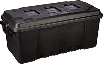 Plano 1719-00 68 Quart Tote (Black) (2 Pack)