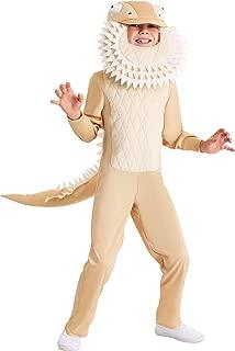 Kids Bearded Dragon Costume