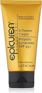 Epicuren Discovery X-treme Cream Propolis Sunscreen SPF 45+, 2.5 Fl Oz